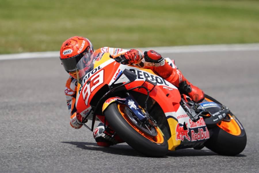 Marquez Is Top Honda Rider In Mugello Qualifying