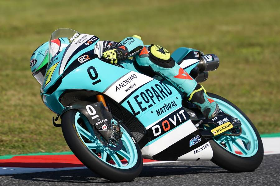 Foggia Takes Mugello Moto3 Glory For Honda