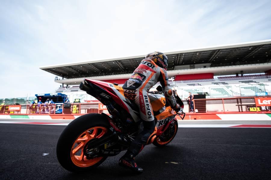 Home Race For Honda's MotoGP Quartet
