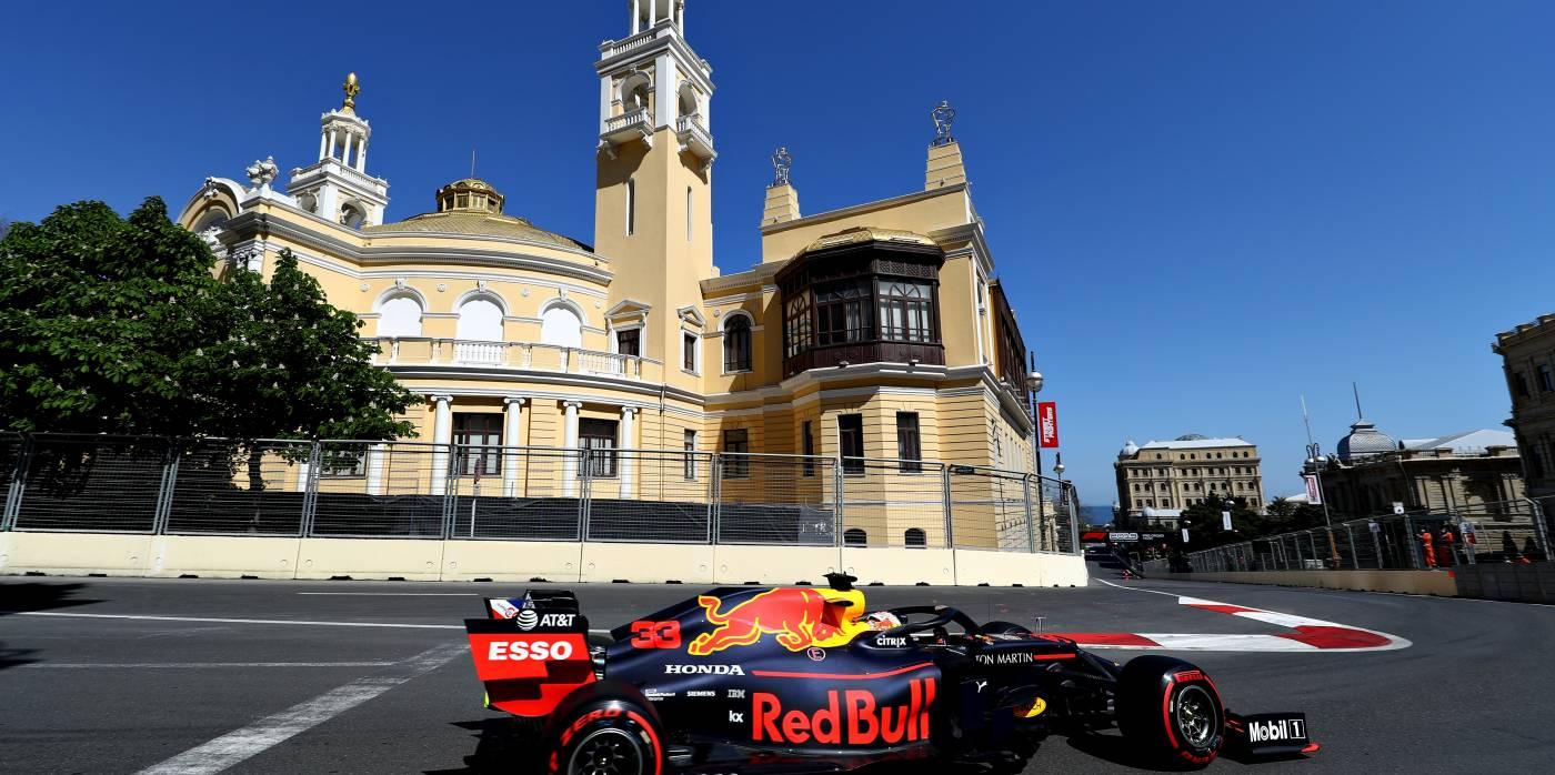2021 F1 第6戦 アゼルバイジャンGP プレビュー