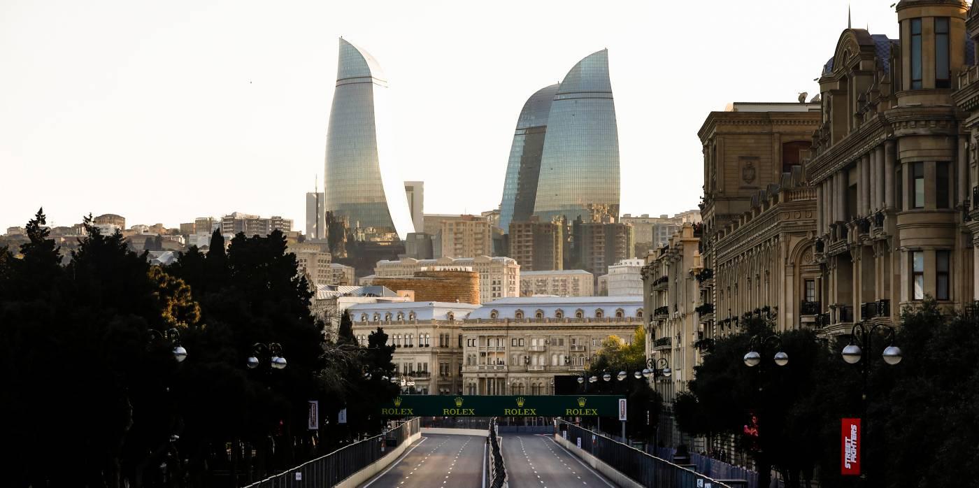 Welcome back, Baku!