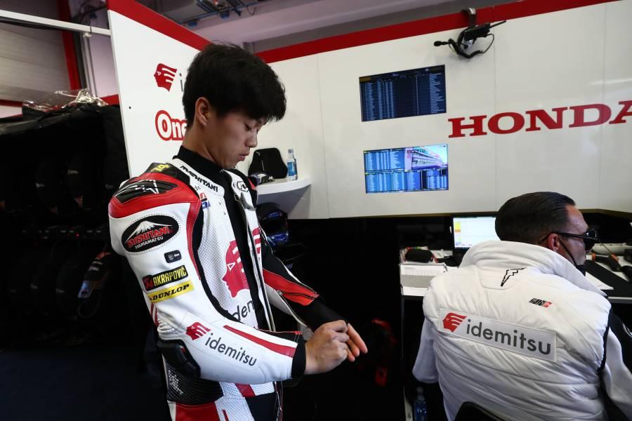 小椋とチャントラがIDEMITSU Honda Team Asiaのホームレースに挑む