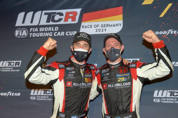 Second Nürburgring pole in a row for Civic Type R TCR racer Girolami