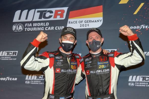 ネストール・ジロラミがニュルブルクリンクで2年連続のポールポジション獲得
