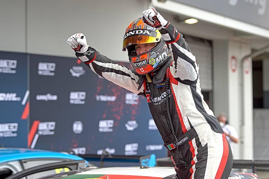 ティアゴ・モンテイロがWTCR開幕戦を勝利で飾る