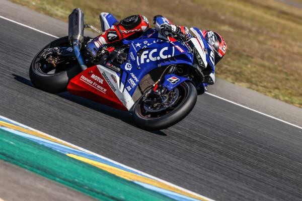 Honda teams are ready for the FIM Endurance World Championship season opener at Le Mans