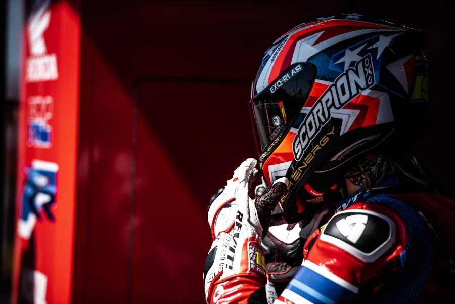 Team HRC delighted to race in front of WorldSBK fans at Misano