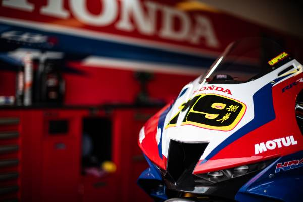 Team HRC left wanting at Misano after a promising Saturday