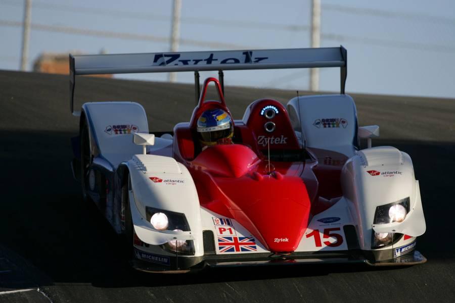 LMSのレースに出場したZytek Engineeringの「Zytek 06S」