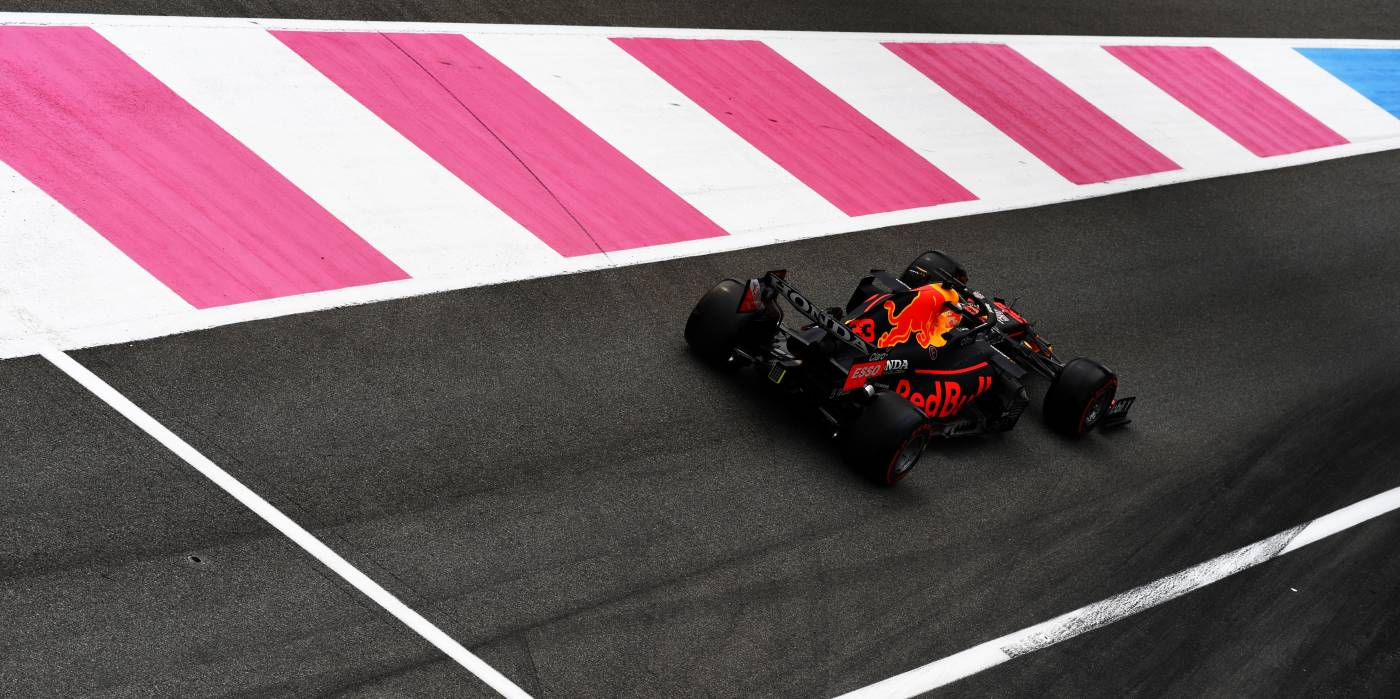 Max secures the 82nd pole position for a Honda-powered car in Formula 1