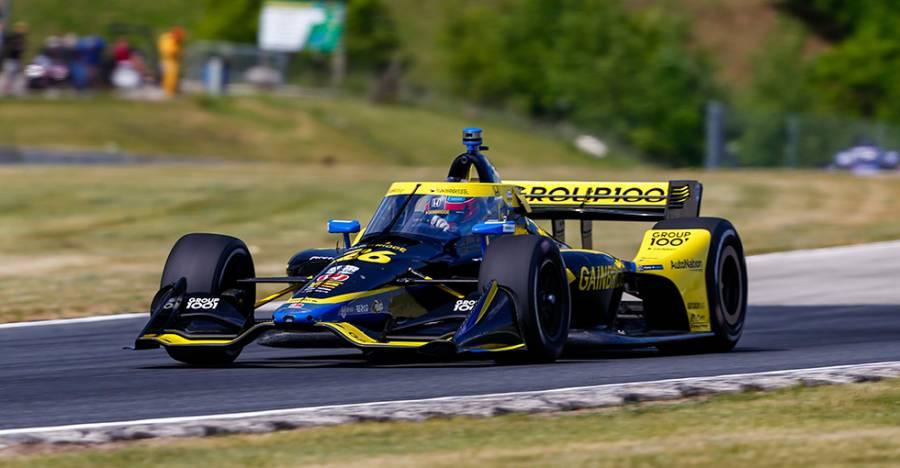 Honda勢3台がファスト6に進み、ハータ2番手、ハーヴィー3番手、パロウ5番手で決勝へ