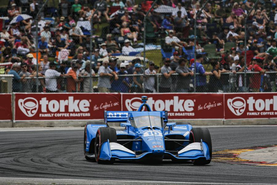 アレックス・パロウがシーズン2勝目を挙げ、ポイントリーダーの座を奪還
