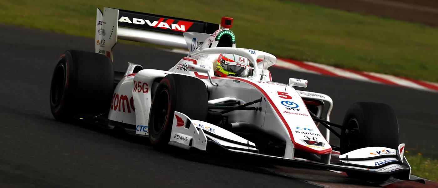 Fukuzumi Wins First GP in His Fourth Season