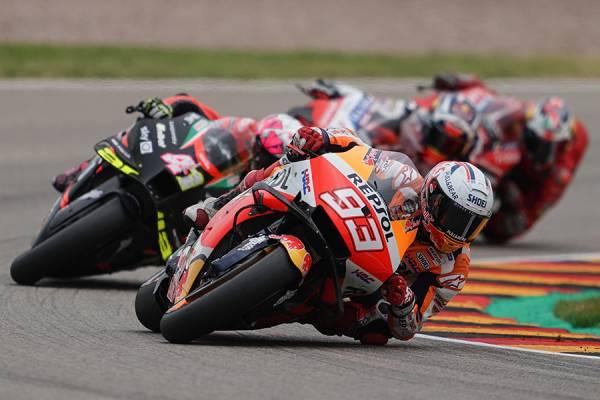 ドイツGPで今季初優勝を達成したマルク・マルケスが、その勢いで連戦となるオランダGPに挑む