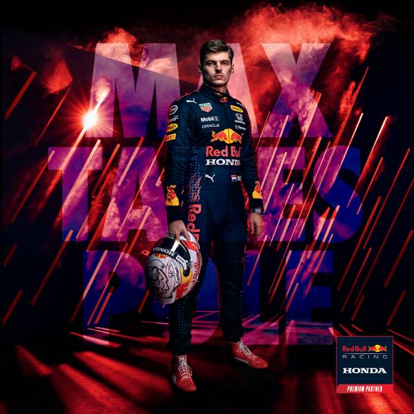 It's Back-To-Back Poles For Verstappen #StyrianGP