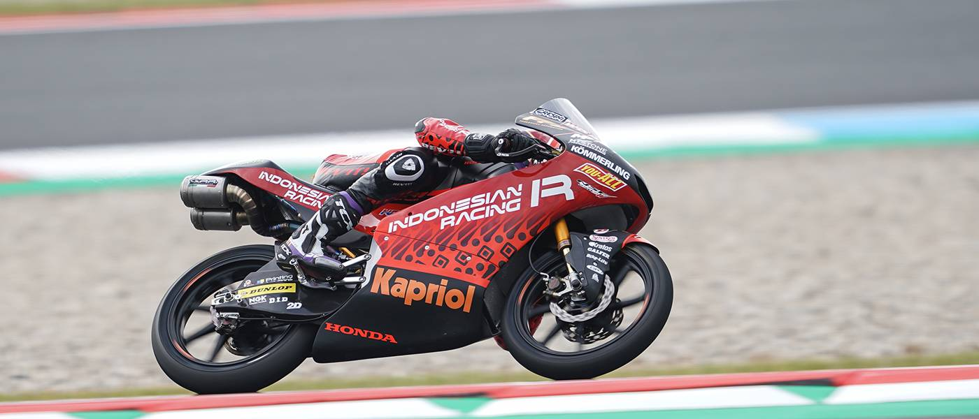 Alcoba And Foggia On Moto3 Front Row At Assen
