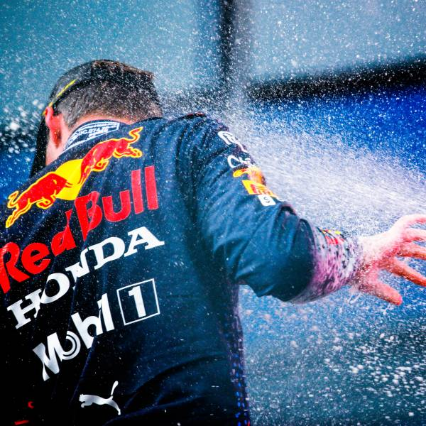 Verstappen WINS Honda's Fourth Race In A Row #F1