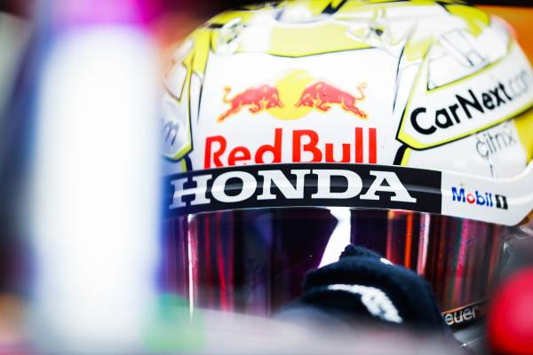 Another Productive Friday For Honda Power In Austria #F1