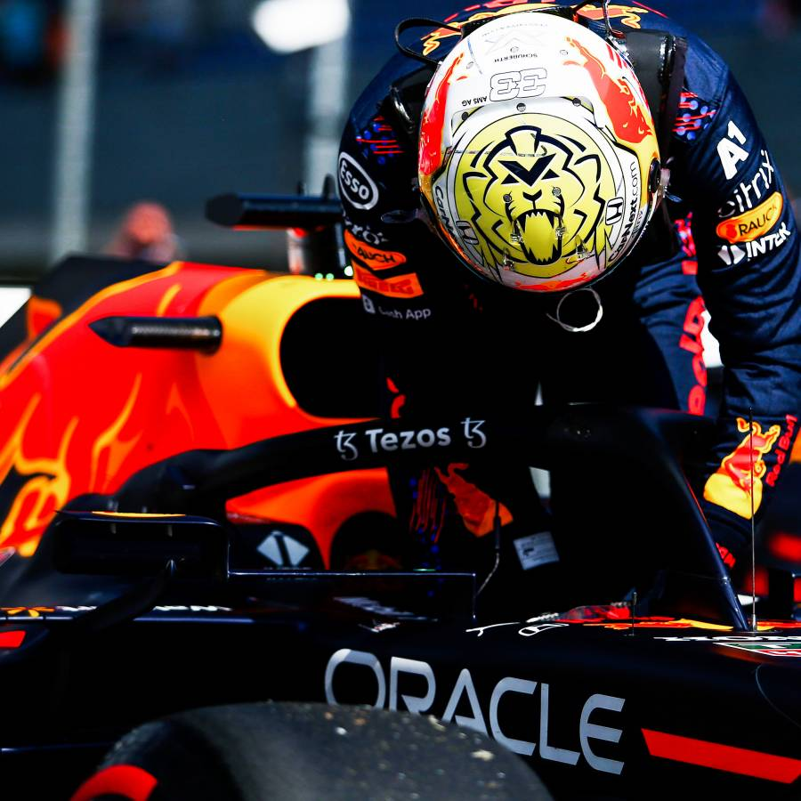 マックス・フェルスタッペンがポールポジションを獲得し、Hondaとしては1991年以来の3戦連続PPを達成