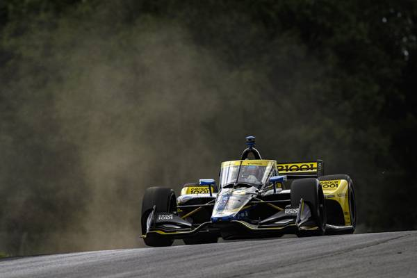 Eight Honda riders, including Colton Herta, qualify in the top 10