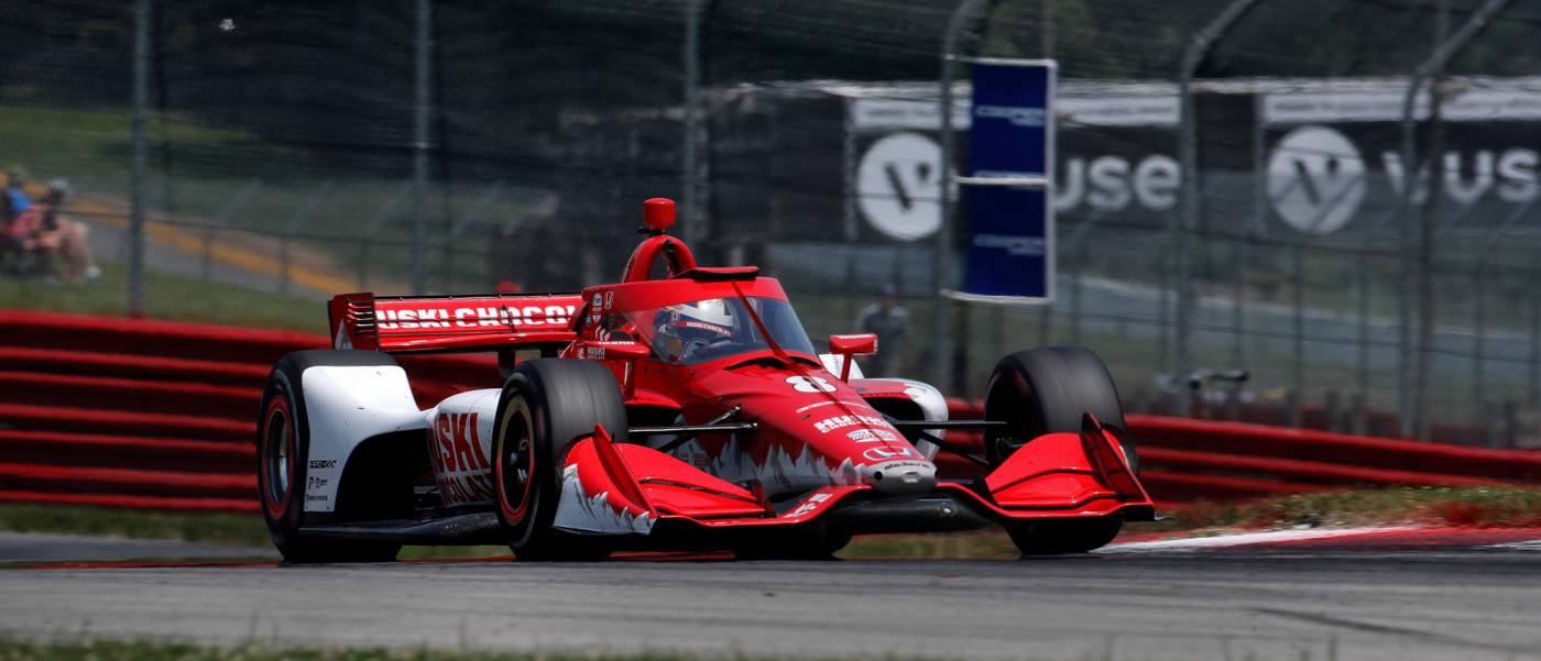 Ericsson, Palou Earn Double Podium for Honda at Mid-Ohio