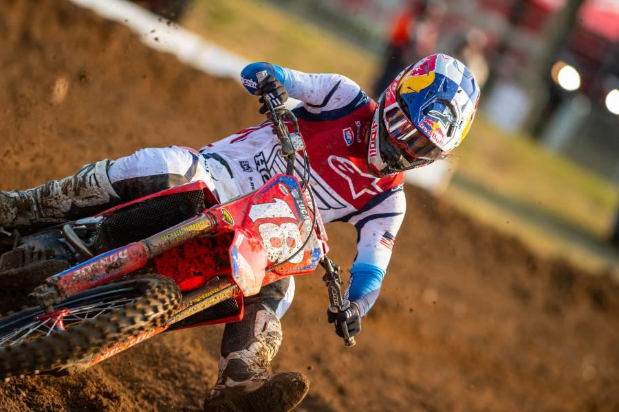 Jett Lawrence Maintains Perfect 2021 Podium Streak at RedBud National MX
