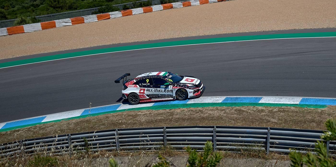 Aragon challenge up next for Honda Racing's WTCR drivers