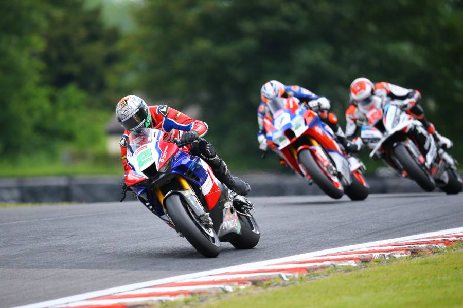 Honda Racing UK head North of the Border for Round 2