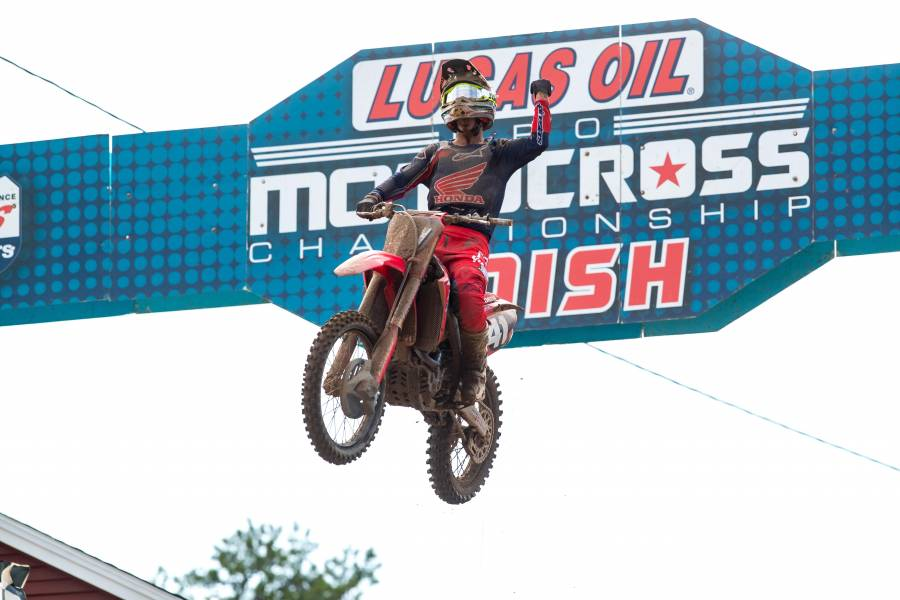 Career-First Overall Win for Hunter Lawrence at Southwick National