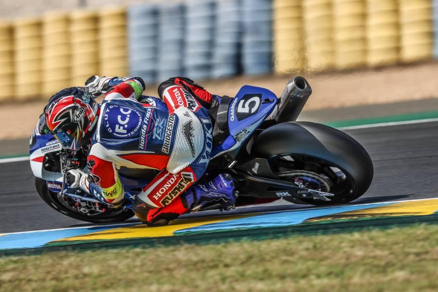 F.C.C. TSR Honda Franceがエストリル12時間レースで、優勝を目指す