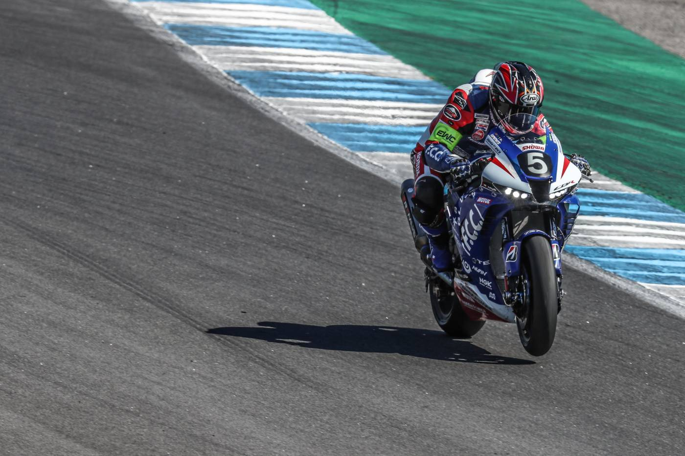 Fourth place start for F.C.C. TSR Honda France at the 12 Hours of Estoril