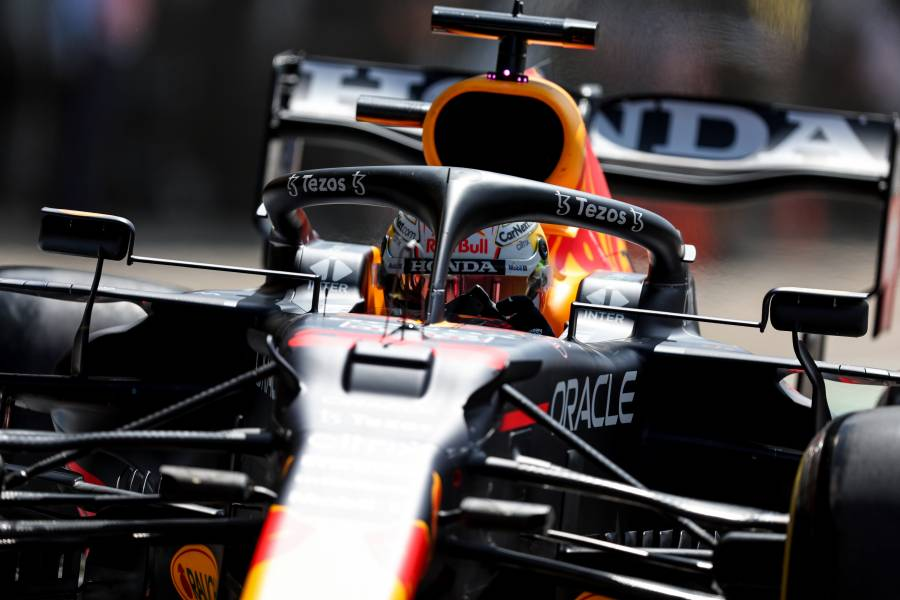 A Close Battle See's Verstappen In P2 For F1's First Sprint Qualifying Race