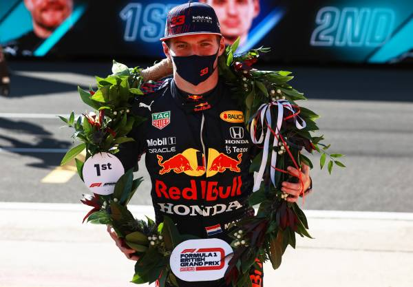 Honda Power Wins The Inaugural F1 Sprint With Verstappen