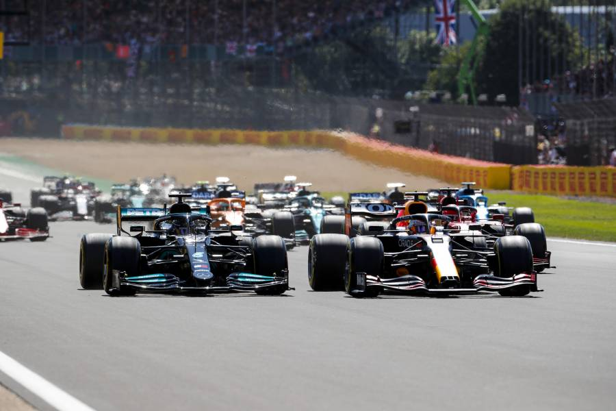 A Controversial British GP Yields Just One Point For Honda Power