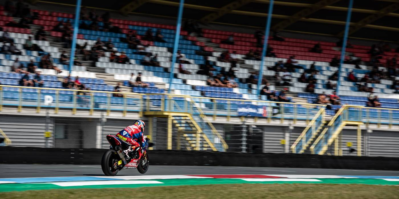 Charging Bautista races to strong fifth in race 2 at Assen, Haslam rounds out the top ten