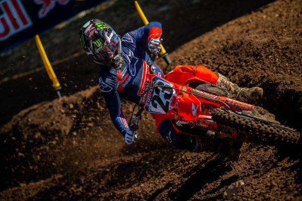 Overall Win for Sexton at Washougal National