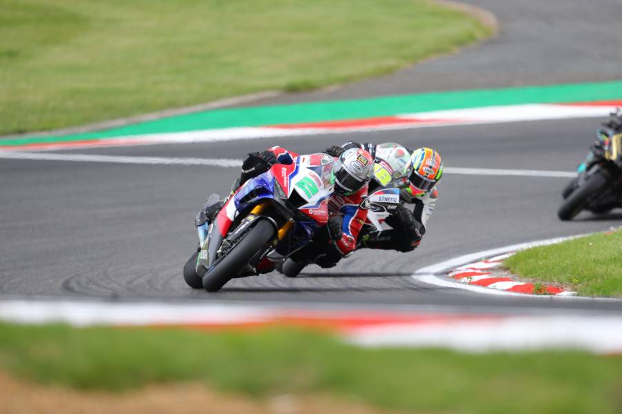 Honda Racing revved up to return to fast and furious Thruxton