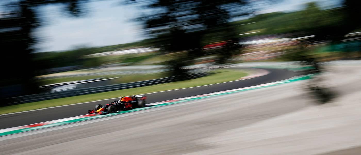 フェルスタッペンがFP1でトップタイムをマークするなど、Hondaパワーユニット勢は好調な初日に