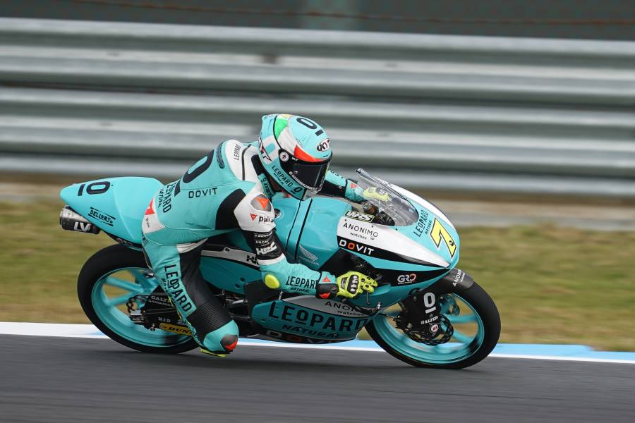 Foggia targets repeat of Dutch TT victory