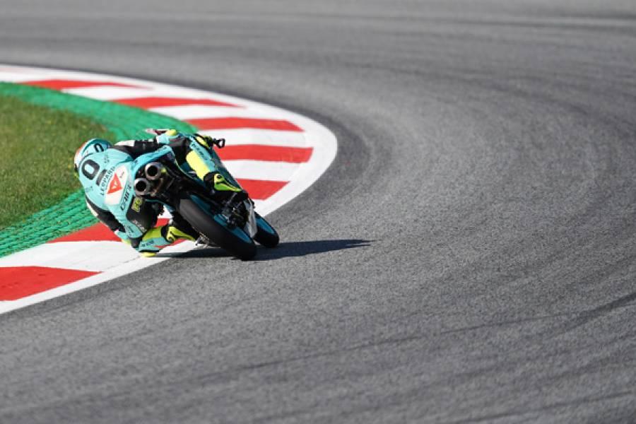 Assen Winner Foggia Takes Second-row Start