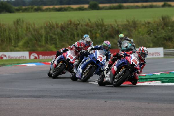 Honda Racing UK looking to continue good form at Donington Park