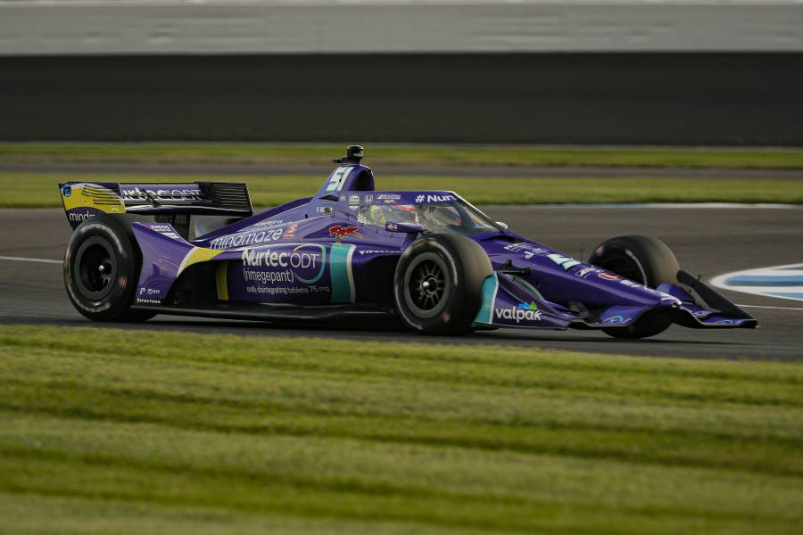 Rookies Lead the Way for Honda on Indy Road Course