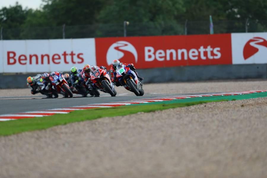 2-2 for Honda Racing UK at Donington Park
