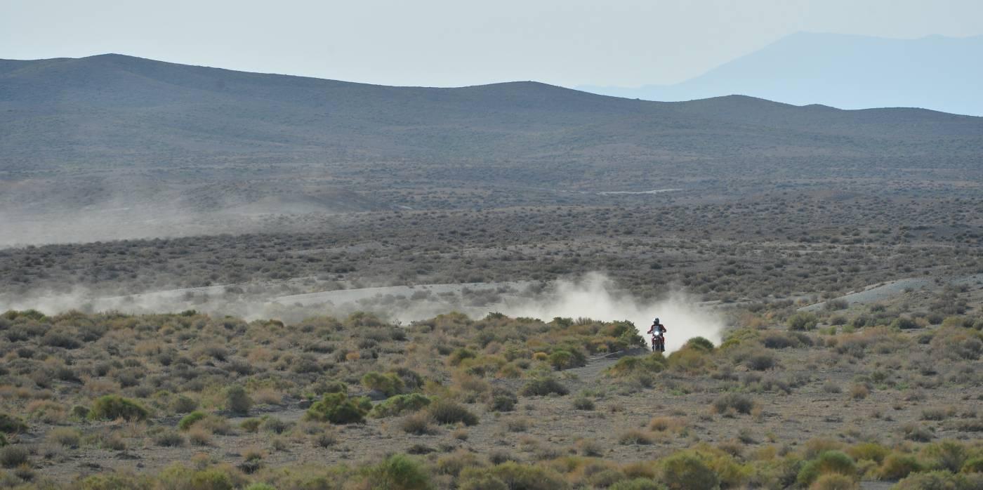 Brabec runner-up in a tough Vegas to Reno