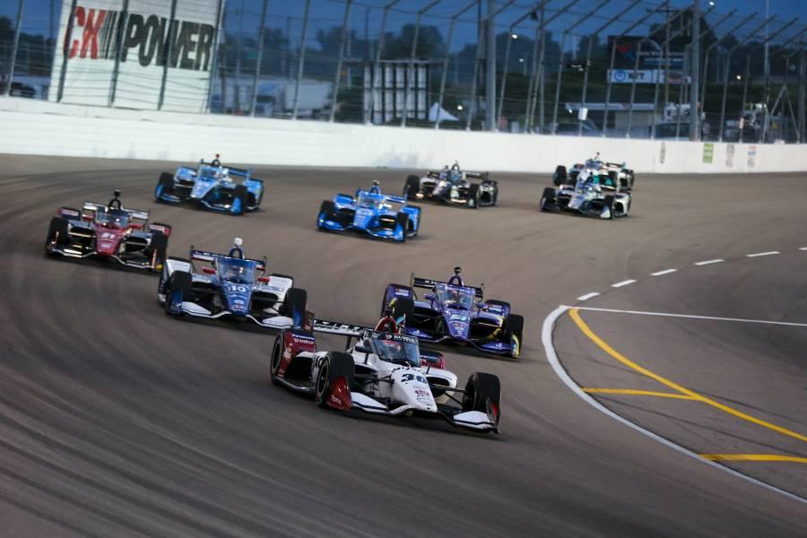 Honda Maintains Manufacturers' Point Lead After Tough St. Louis Race