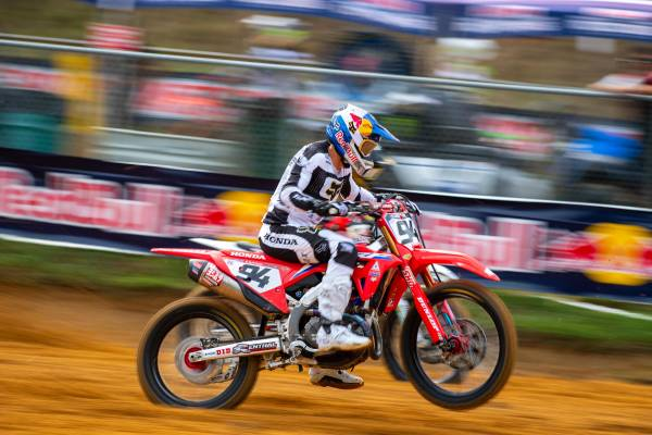 Close Runner-Up Finishes for Roczen, Lawrence at Budds Creek National