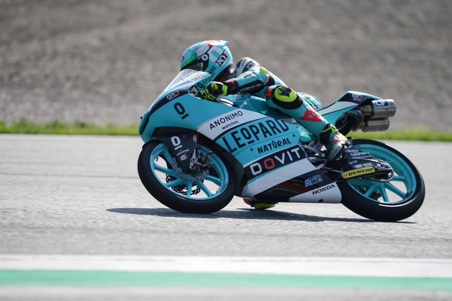 Foggia Takes Aim At Championship Top Three