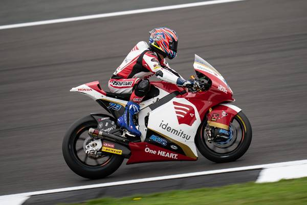 Rookie Ogura Learns The Secrets Of Historic Silverstone