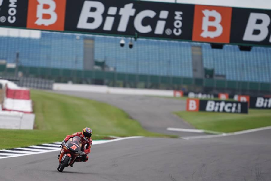 Rodrigo Grabs Silverstone Front-Row Start