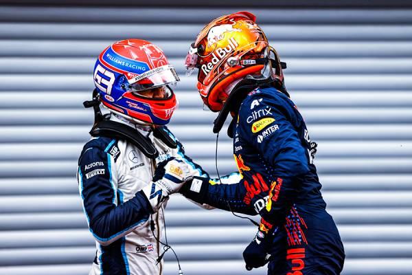Red Bull Racing Honda50戦の節目に、フェルスタッペンが今季6度目のポールポジション獲得